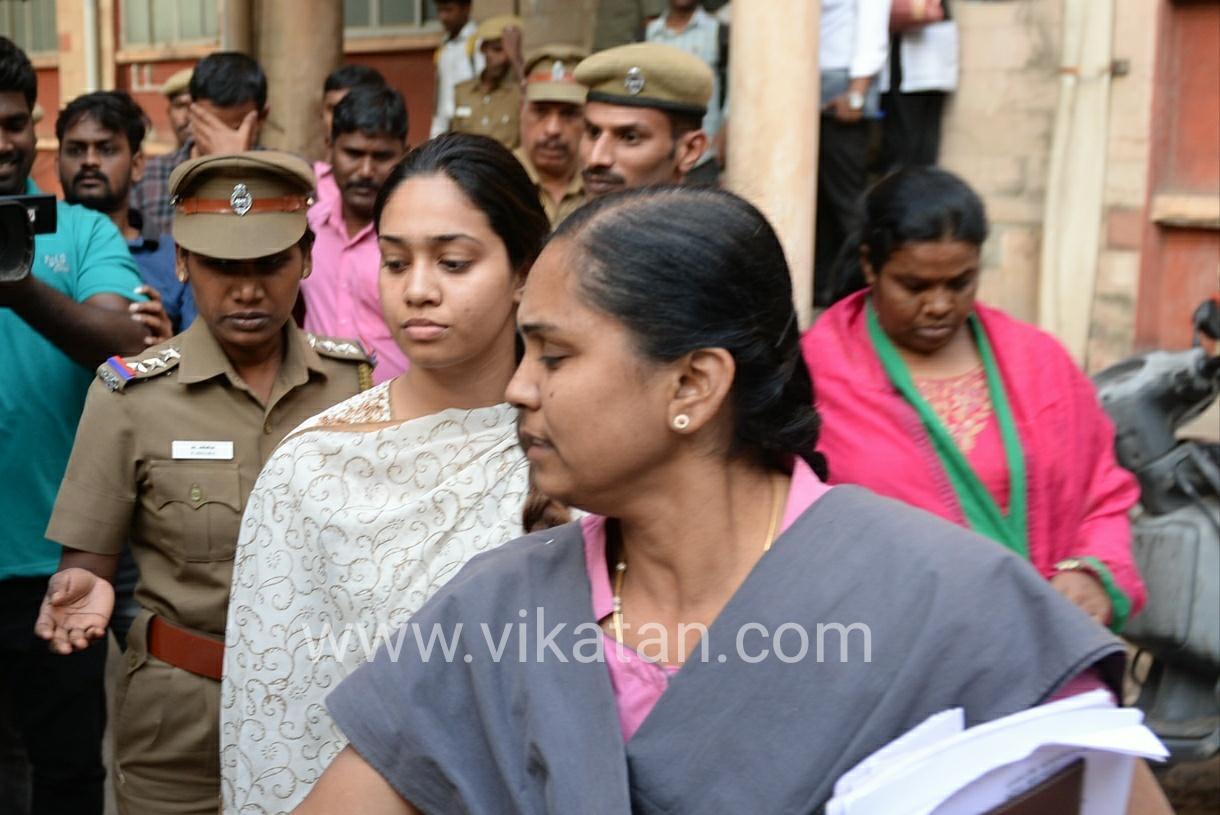 திருமண மோசடி நடிகை ஸ்ருதி