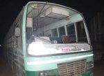 ராமநாதபுரத்தில் பேருந்து மீது கல்வீச்சு! - ஓட்டுநர், நடத்துனர் காயம்