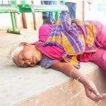 தனிமையில் வந்த 80 வயது ஆச்சிக்கு நேர்ந்த சோகம்!