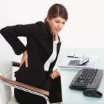 Lying Postures - cause for back pain!