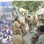 """``7,000 கோடி ரூபாய் எங்கே அமைச்சரே..?"""" போக்குவரத்துத் துறை தொழிலாளர்களின் கேள்வி"""