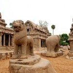 மாமல்லபுரம் பாரம்பர்ய சின்னங்களுக்கு ரசாயனக் கலவை பூச்சு!