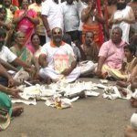 ஆண்டாள் பஜனை பாடி கோவில்பட்டியில் வைரமுத்துவைக் கண்டித்து ஆர்ப்பாட்டம்!