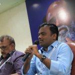 காந்தியாக மட்டும் இல்லை காலாவாகவும் மாறுவார் ரஜினி -  நண்பர் ராஜு பேச்சு