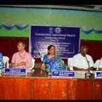 விருதுநகரில் மத்திய அமைச்சர் நிர்மலா சீதாராமன் ஆய்வு..!