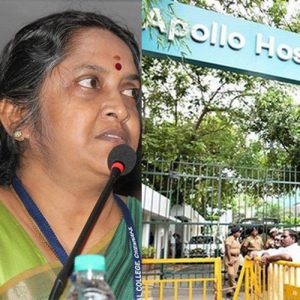 `ஆதாரங்களைக் கொடுத்தால் அப்போலோவுக்குதான் ஆபத்து!' - எம்பாமிங்கால் வெளியில் வந்த ஜெ. மரண நிமிடங்கள் #VikatanExclusive