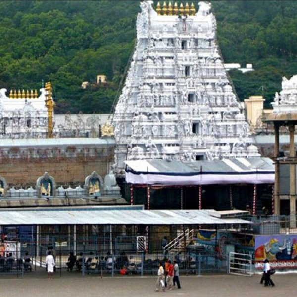 நாளை சந்திர கிரகணம்... திருப்பதியில் 5 மணி நேரம் மட்டுமே அனுமதி #Tirupati