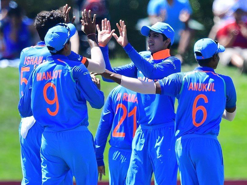 இந்தியா U-19 அணி