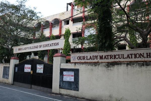 அவர் லேடி மெட்ரிகுலேஷன் பள்ளி