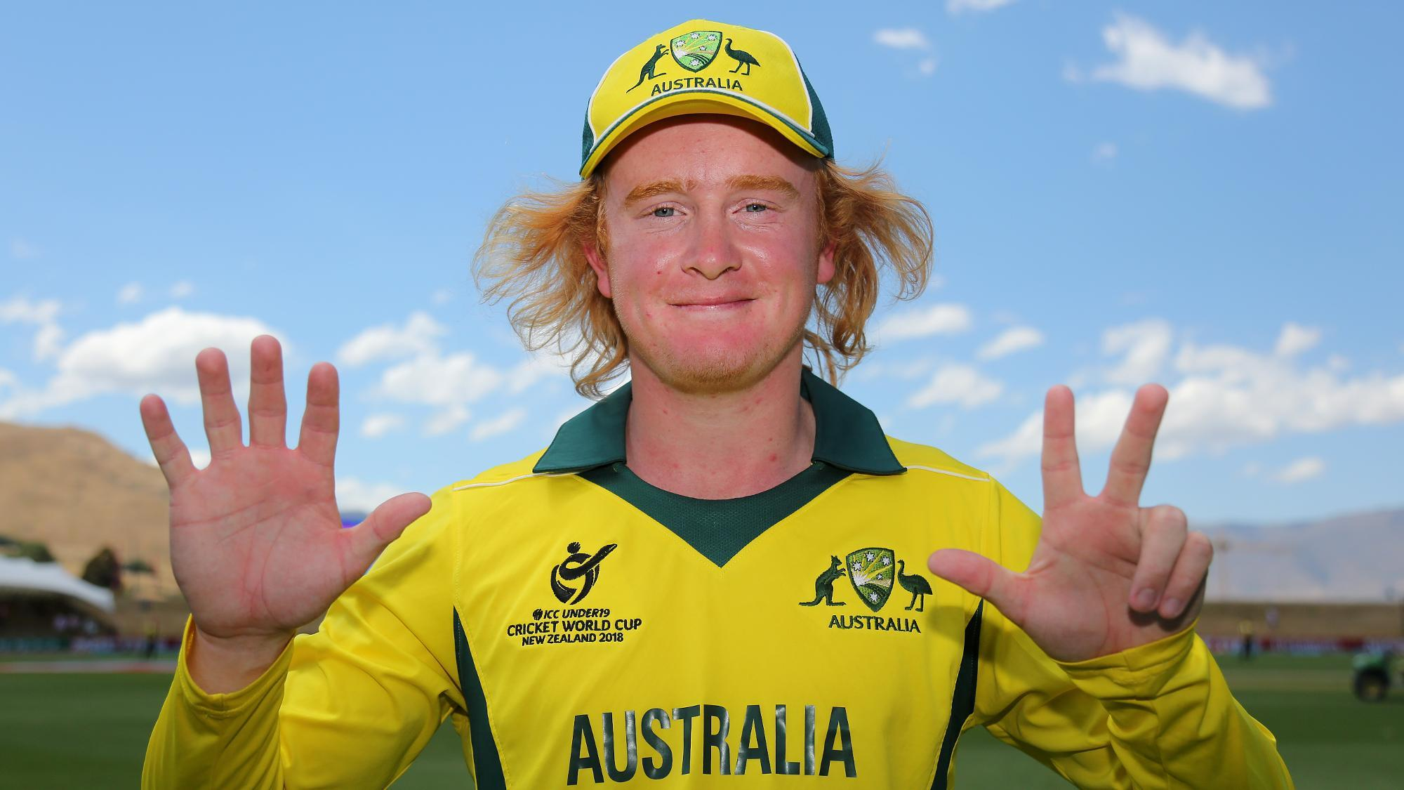 #under19worldcup - Lloyd Pope
