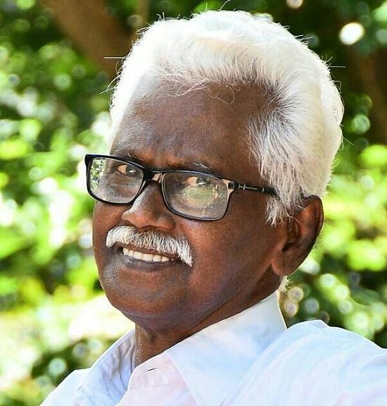 இரா.ஜவஹர் - மூத்த பத்திரிகையாளர்