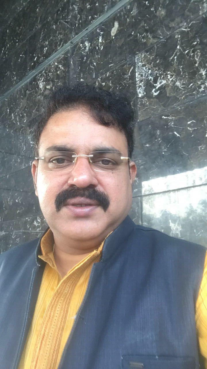 பா.ஜ.க. பிரமுகர் ராமகிருஷ்ணன்,