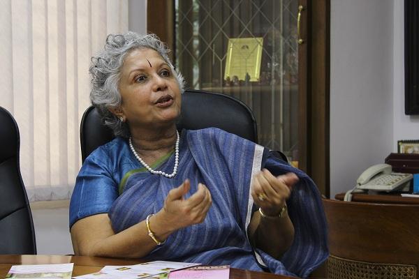 ராதிகா சந்தானகிருஷ்ணன் பேட்டி