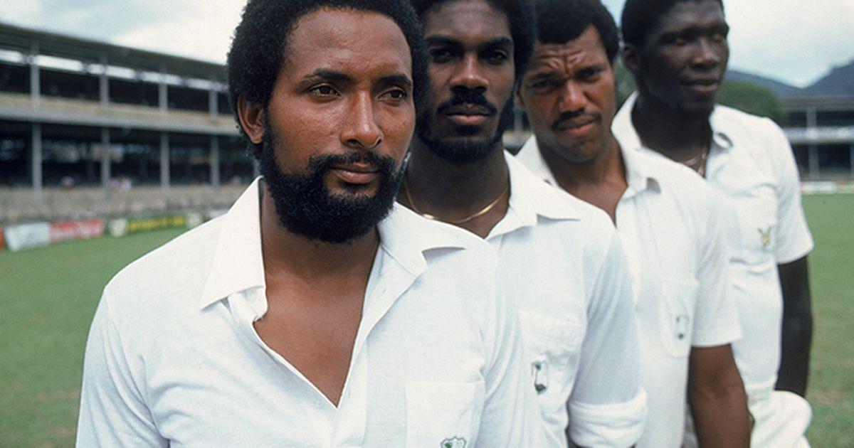 West Indies fast bowlers