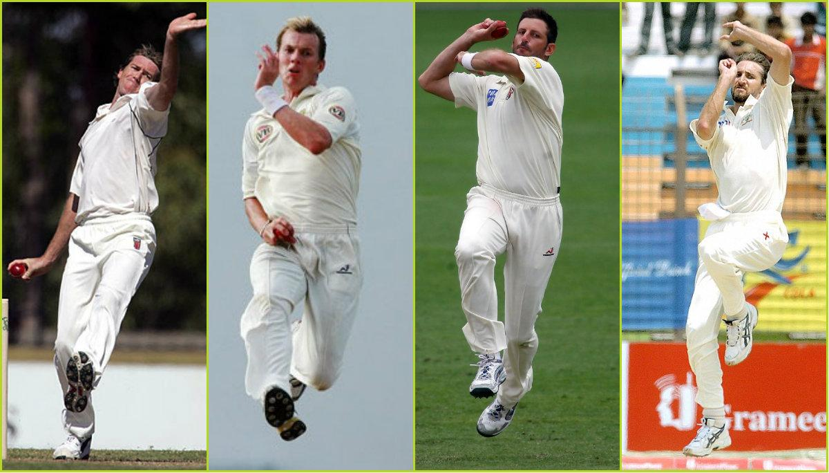australian fast bowlers