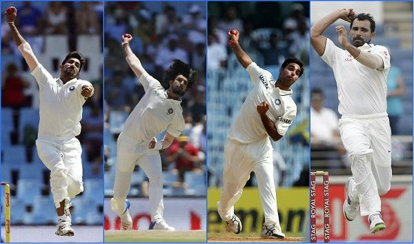 indian fast bowlers