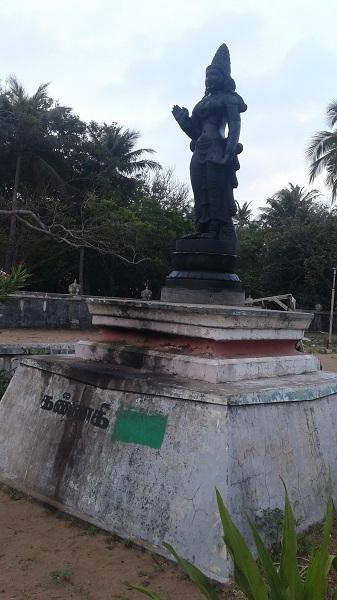 கண்ணகி சிலை