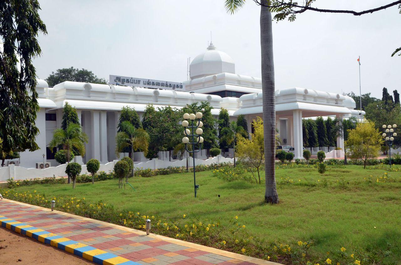 அழகப்பா பல்கலைக்கழகம்