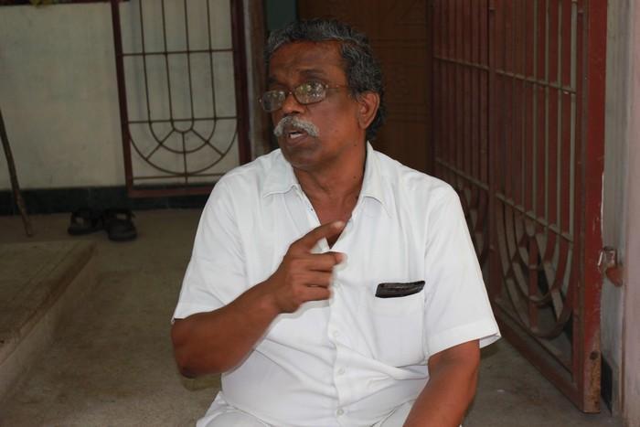 காவிரி- அய்யாக்கண்ணு