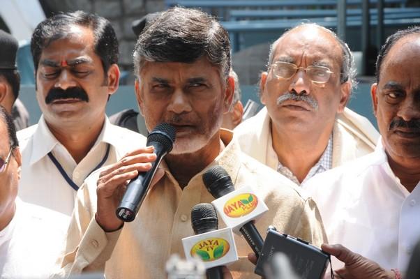 சந்திரபாபு நாயுடு