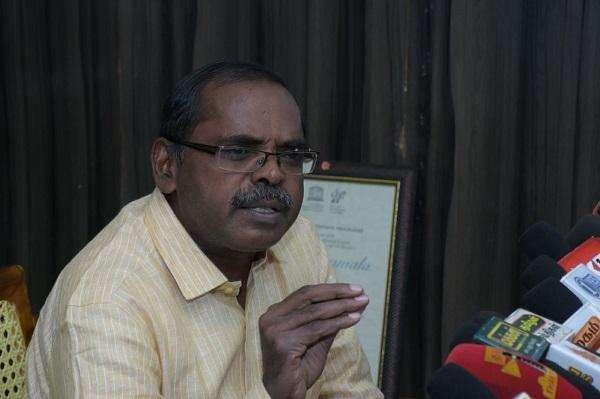வனத்துறை அதிகாரி வெங்கடேஷ்