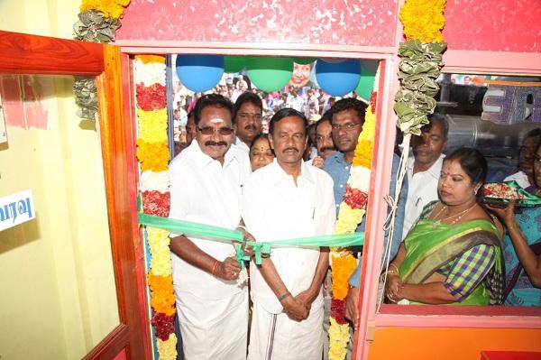 அமைச்சர் செல்லூர் ராஜூ
