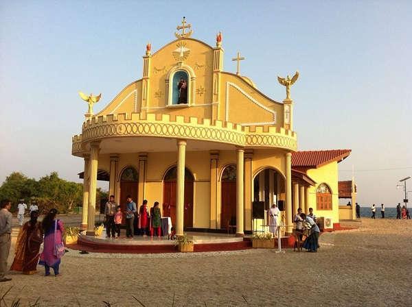கச்சத்தீவு புனித அந்தோணியார் ஆலயம்