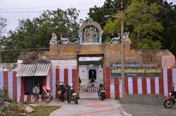 கோவனூர் முருகன் கோயில்