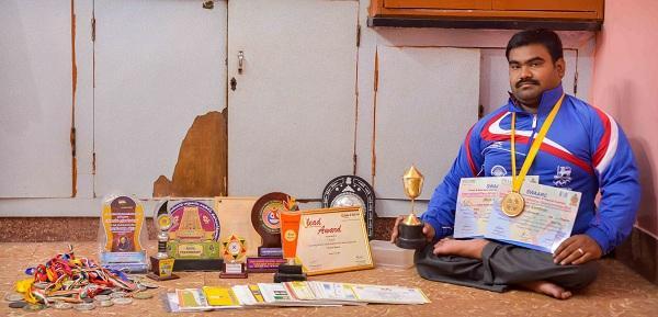 சையது அபுதாகிர் - பாரா அத்லெடிக்ஸ்