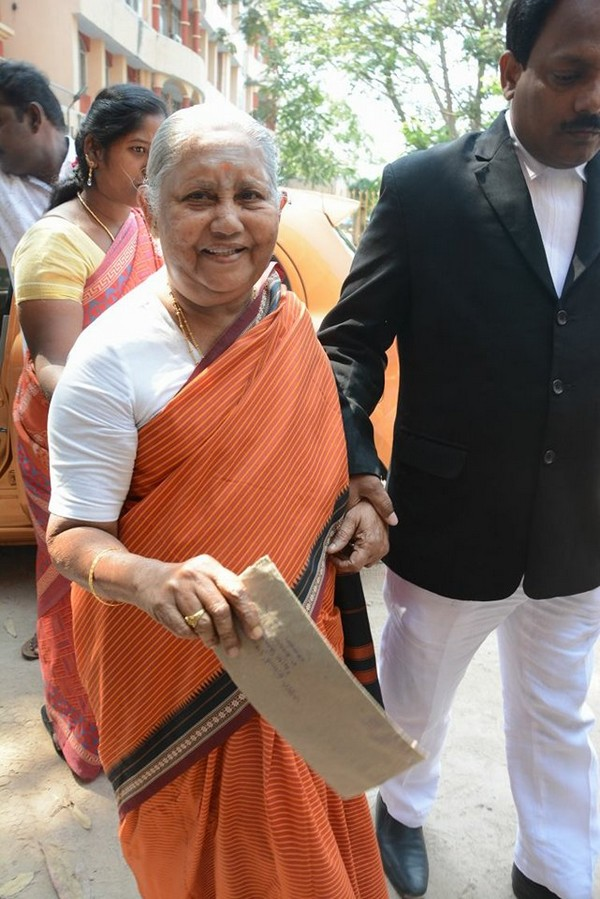 சமையல்காரர் ராஜம்மாள்