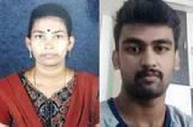 தாய் சரளா மற்றும் தஷ்வந்த்