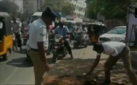 traffic constable