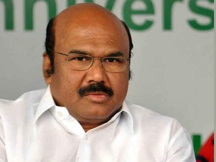 Minister Jayakumar