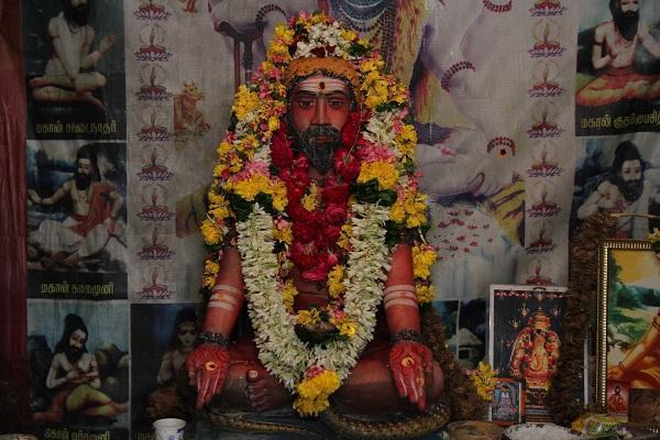 சித்தர்கள் -அட்டமா சித்தி