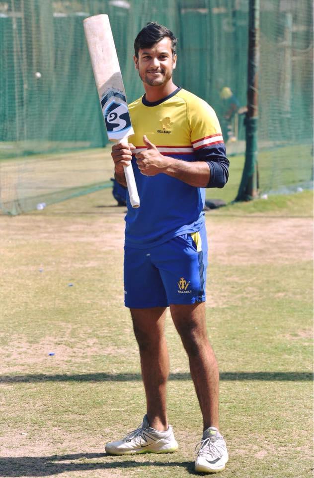 Vijay Hazare - Mayank Agarwal