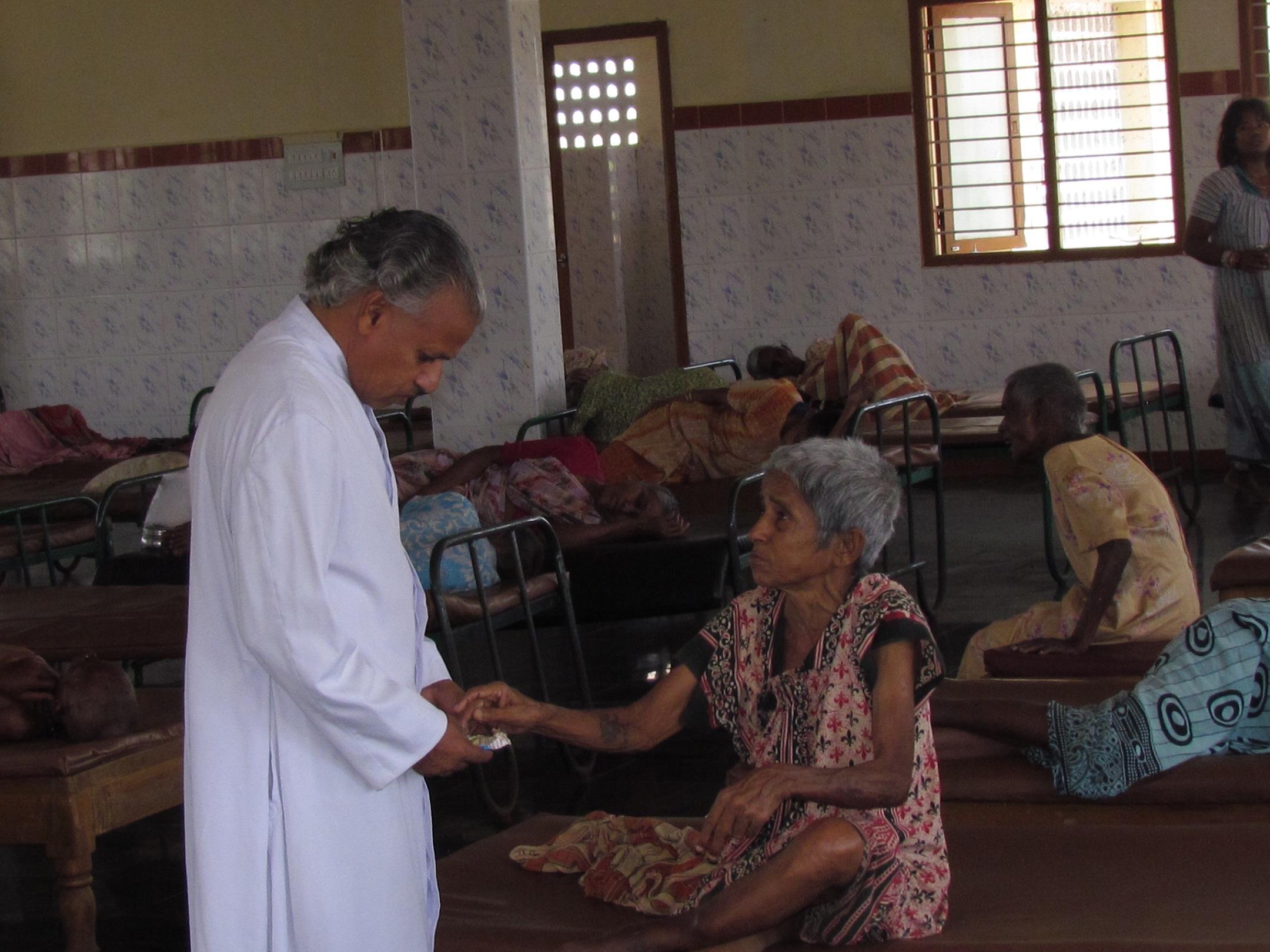 உத்திரமேரூர் செயின்ட் ஜோசப் முதியோர் இல்லம்