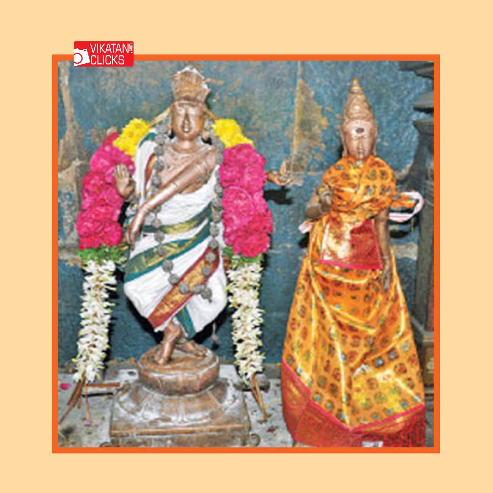 நடராஜர் சிவகாமி