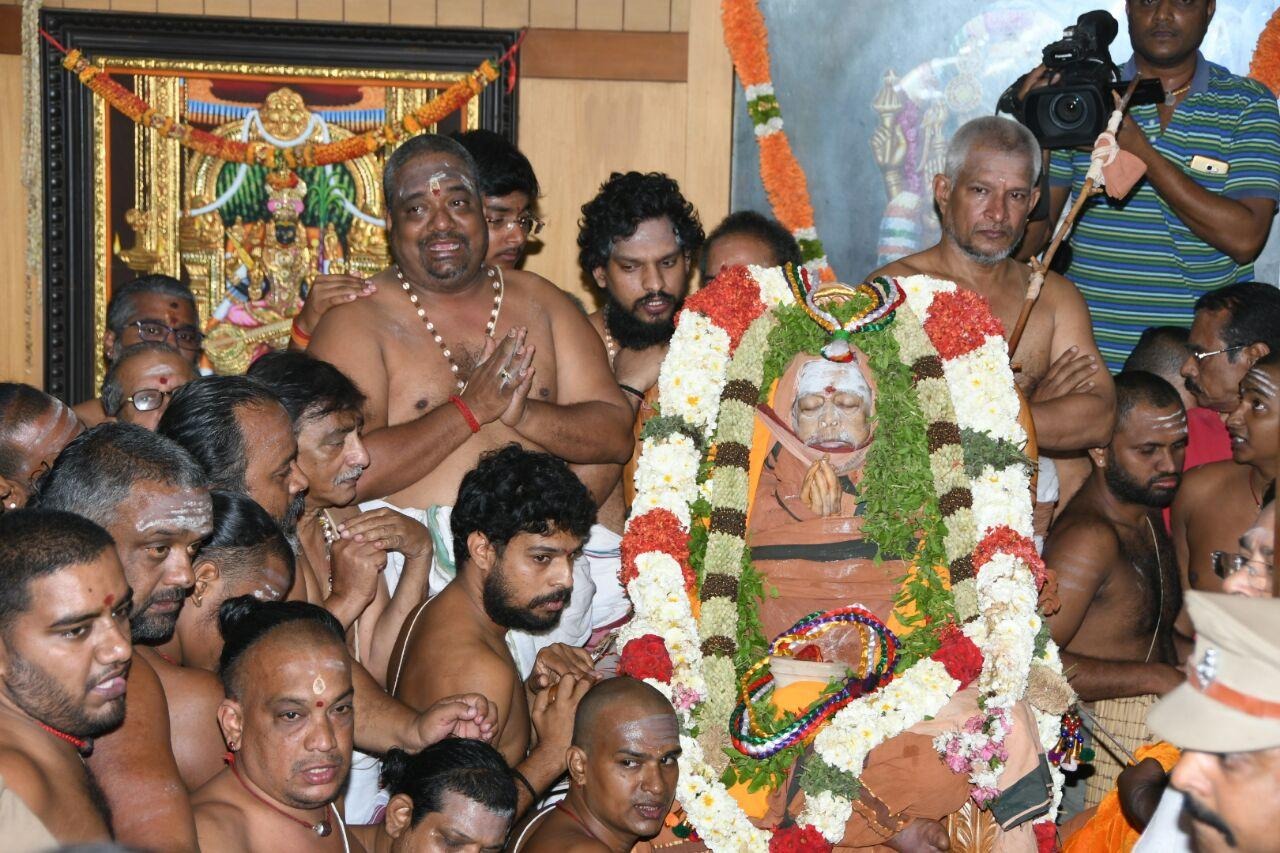 ஜெயேந்திரர் மரணம்