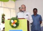`5 ஆண்டுகள் நானே ஆளுநர்' - கிருஷ்ணகிரியில் அதிர்ந்த பன்வாரிலால் புரோஹித்