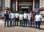 அரசு செட்டாப் பாக்ஸ் பொருத்த கூடுதல் கட்டணம்..! கரூரில் ஆட்சியரிடம் புகார்