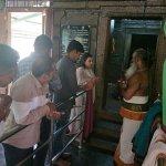 நரசிங்கபெருமாள் கோயிலுக்கு திடீர் விசிட் அடித்த ரஜினி மகள்!