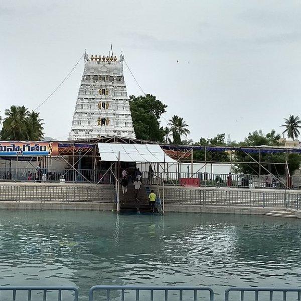 கீழ்த்திருப்பதி சீனிவாசமங்காபுரம், கபிலேஸ்வரர் கோயில்களில் 9 நாள் பிரம்மோற்சவம்! இன்று தொடங்கியது! #Tirupati