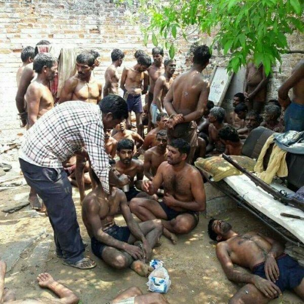 ஆந்திராவில் கொல்லப்படும் தமிழர்கள்...  செம்மரக் கடத்தல் மட்டும்தான் காரணமா ?