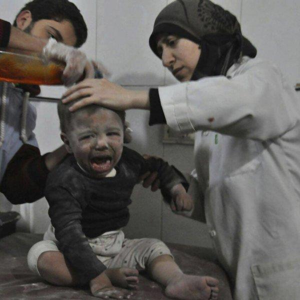 சிரியாவில் நடப்பது என்ன? ரத்தம் உறையவைக்கும் யுத்தம் இப்படிதான் ஆரம்பித்தது! #SaveSyria