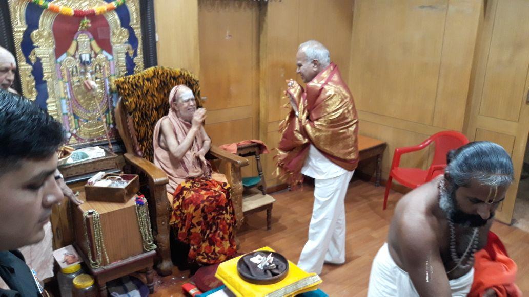 ஆளுநர் பன்வாரிலால் புரோஹித்