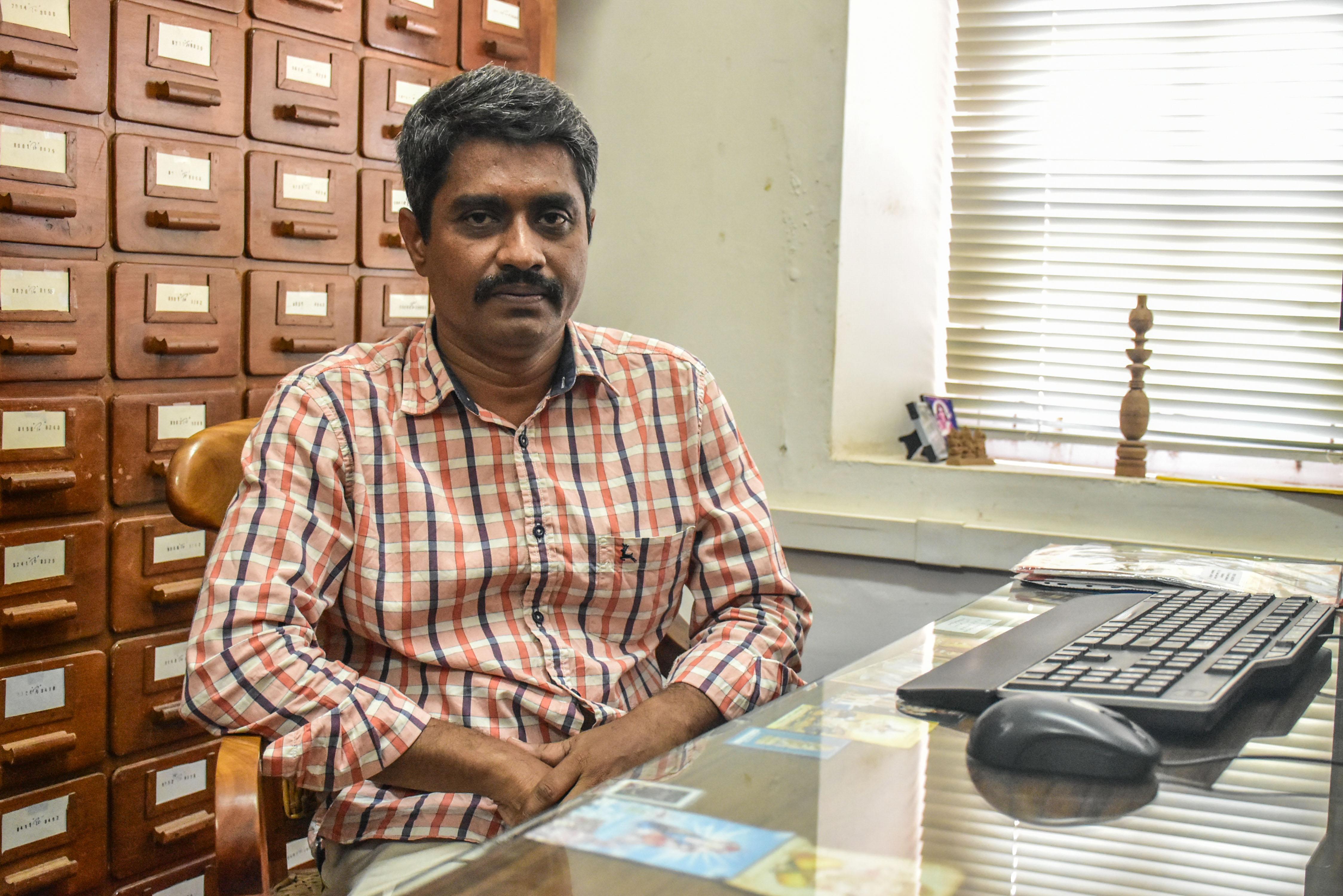 புகைப்படக் கலைஞர் ரமேஷ்குமார்