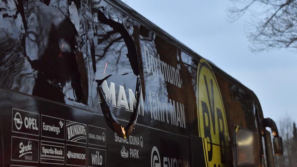 borussia dortmund bus attack