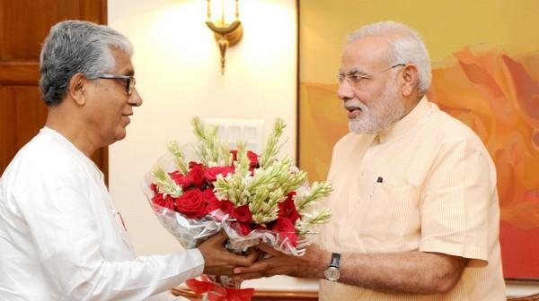 திரிபுராவில் சி.பி.எம். தோல்வி