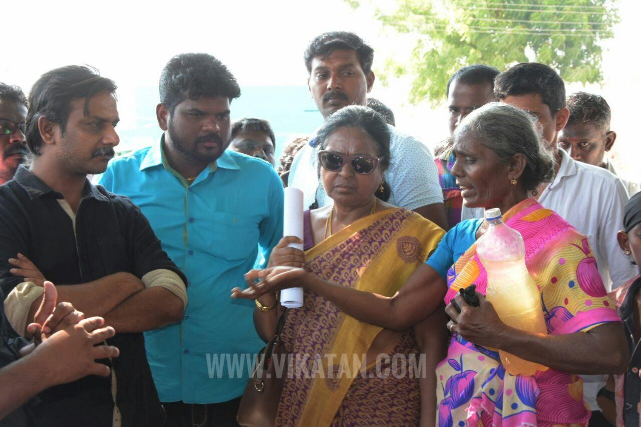 thirumurugan gandhi meets peoples