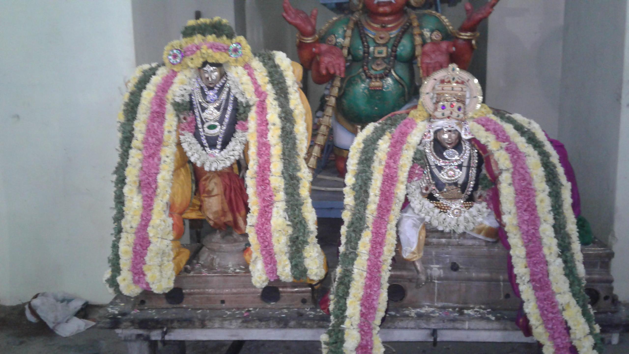 திருவெண்காடு சுவேதாரண்யேசுவரர்